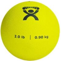 An image of a soft medicine ball.
