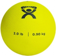 An image of a soft medicine ball.