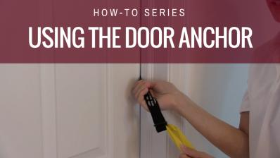 Video Thumbnail - Using the Door Anchor 900x506